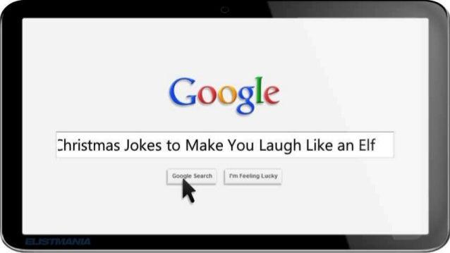 Image of: Printable Slideshare 15 Knock Knock Christmas Jokes To Make You Laugh Like An Elf
