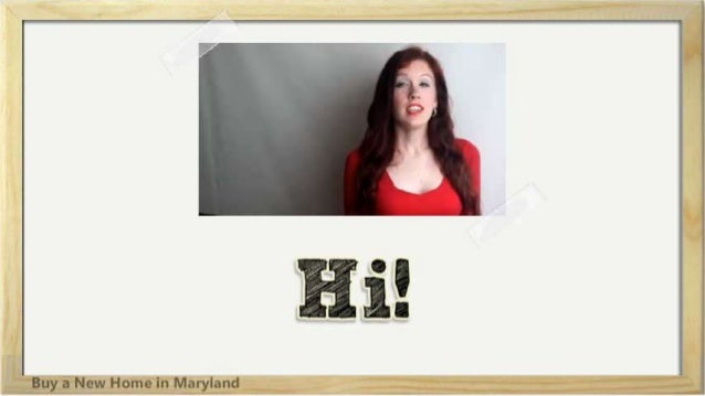First Time Home Buyer Loans in Maryland