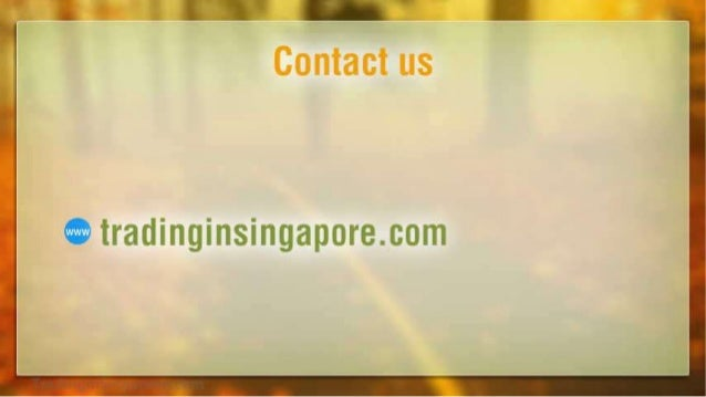 Best forex trading platform in singapore