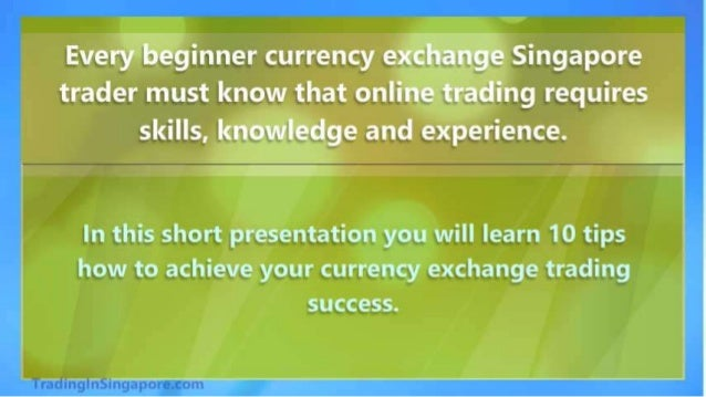How to trade forex for beginners singapore