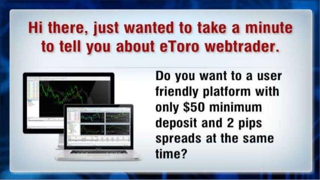eToro webtrader review. Is etoro webtrader a good trading platform?