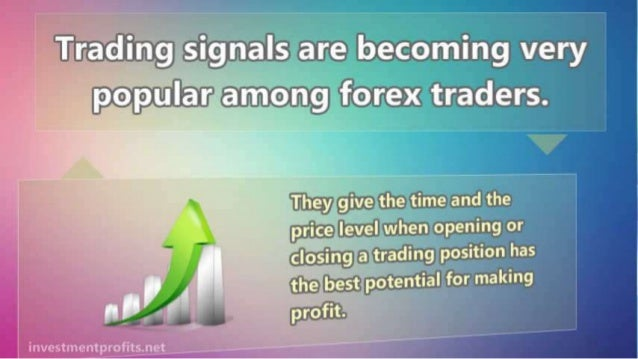 R trading signals