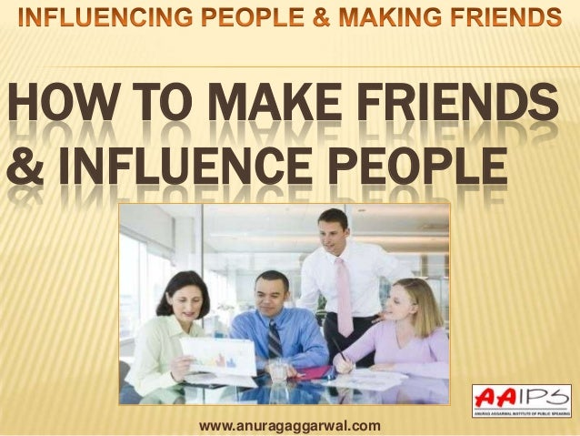 how to make friends and influence people ebook