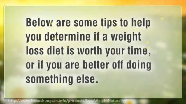 How to Choose the Best Diets to Lose Weight