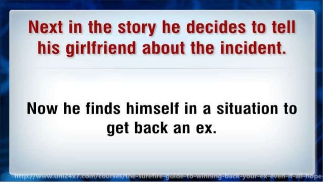 How to Get Back a Ex Girlfriend Against All Odds
