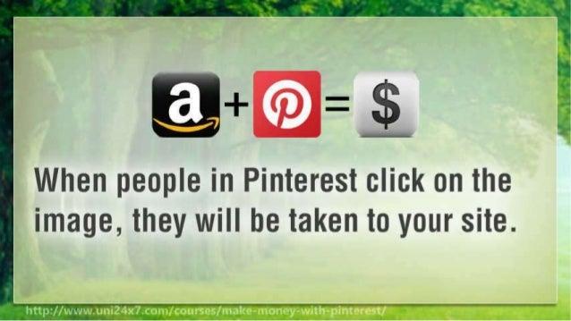 How To Make Money Using Pinterest