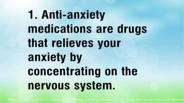 Relieve Panic Problems From Even The Most Stressful Situation