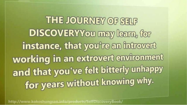 Secrets Of Self Discovery: Unleash Your Full Potential