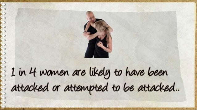 Self Defense Course for Women