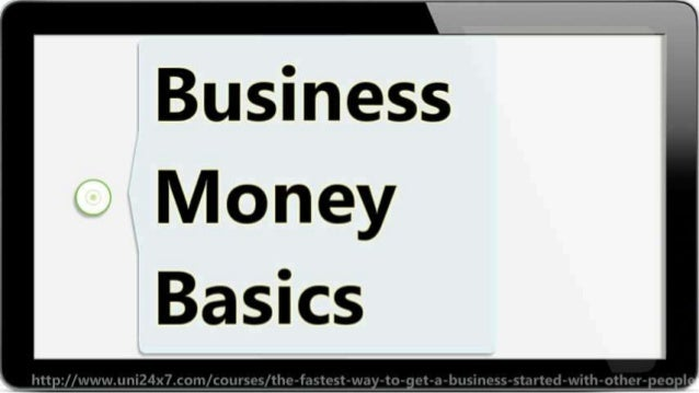 The fastest way to get a business started with other people's money
