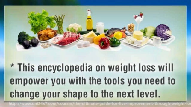 The Ultimate Guide For Live Improvement Through Weight Loss