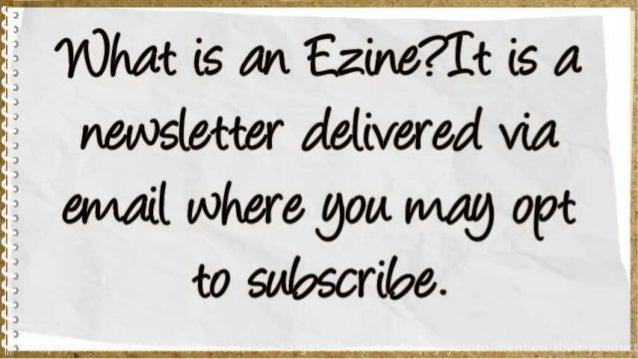 Tips For CPA in Ezine Marketing