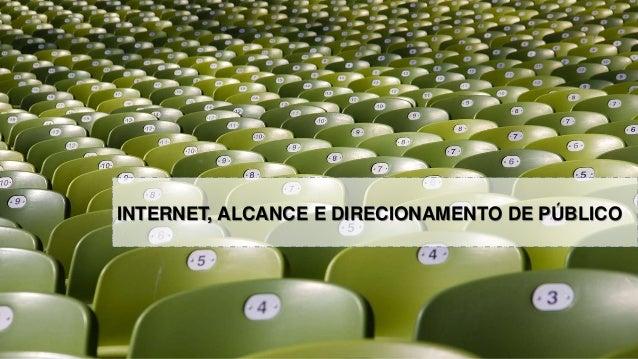 INTERNET, ALCANCE E DIRECIONAMENTO DE PÚBLICO