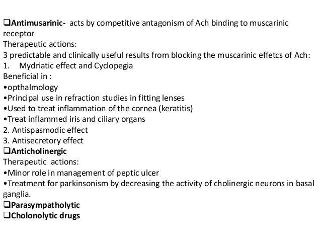 Cholinergic drugs leslie Slide 2