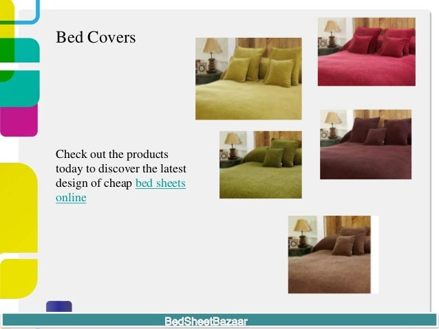 Buy Cheap Cotton Bed Sheets Online India