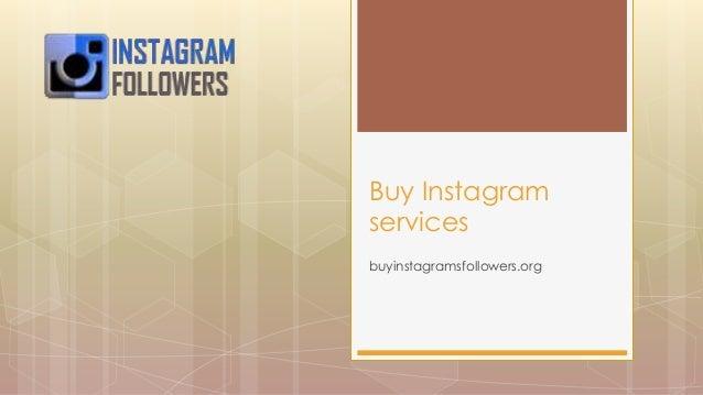 buyinstagramsfollowers.org Buy Instagram services