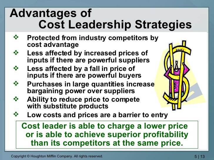 costco cost leadership strategy Wal-mart's cost leadership strategy  we use your linkedin profile and activity data to personalize ads and to show you more relevant ads.