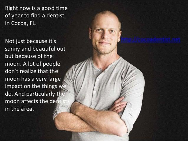 Dentist in Cocoa Beach Florida