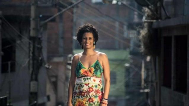 MARIELLE PRESENTE!: As redes sociais no marco de um ano da morte da vereadora carioca Dulcilei da Conceição Lima Taís Silv...