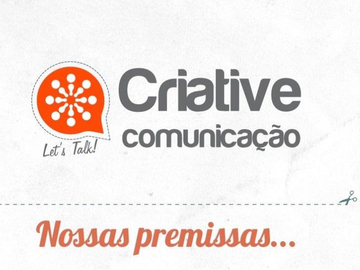 Criative Comunicação - Institucional