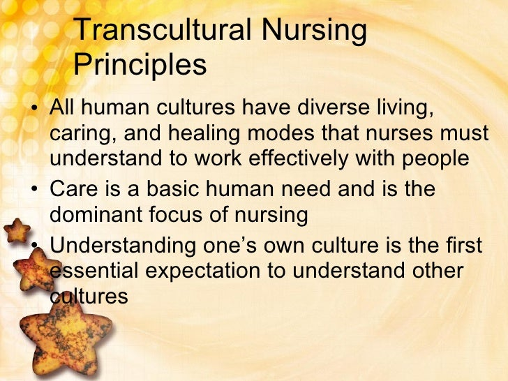 the basic concepts of transcultural nursing Transcultural nursing transcultural medicine transcultural medical care   transcultural nursing in the new millennium : concepts, theories,.