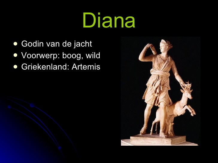 Verrassend Ppt De Goden (Romeinen) QM-04