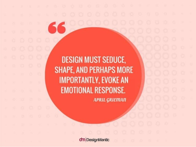 10 Inspirational Quotes About Emotional Design Slide 2