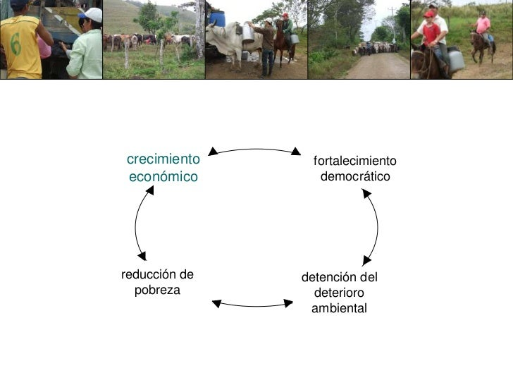 crecimiento     fortalecimiento  económico        democrático     reducción de   detención del   pobreza        deterioro ...