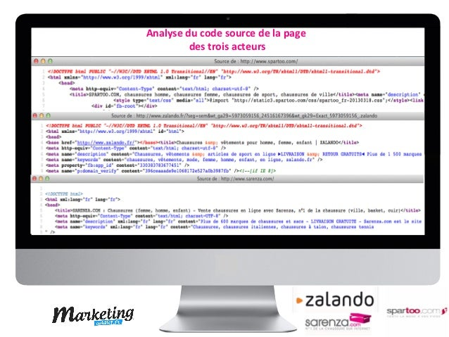 Strategie internet Zalando