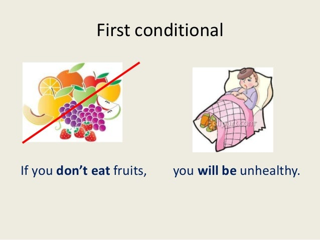 Image result for first conditional