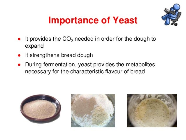 how does yeast work in fermentation