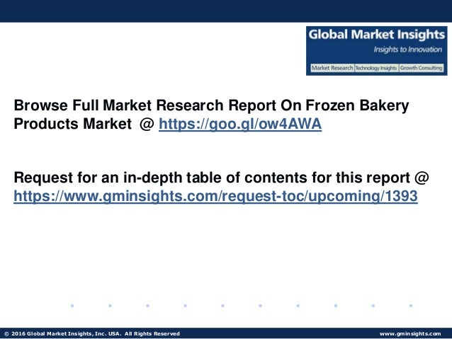 the chinese bakery market industry overview Overview: china's bakery market the bakery industry has turned out to be one of the unexpected stars of china's food and beverage world in the past decade or so.