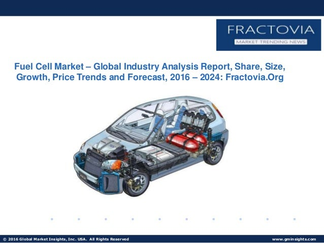 global fuel cell market analysis The global fuel cell market was extensively concentrated due to top five participants contributed over 80% market share in 2013 key player in the market is fuel cell energy accounted for over 30% of the total market and is expected to sustain in the market owing to expansion in bridgeport which is going to be the world's largest fuel cell plant.