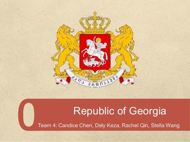 Republic of GeorgiaTeamRepublic of Georgia Stella Wang    4: Candice Chen, Dely Keza, Rachel Qin,