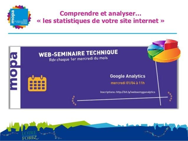Comprendre et analyser… « les statistiques de votre site internet »