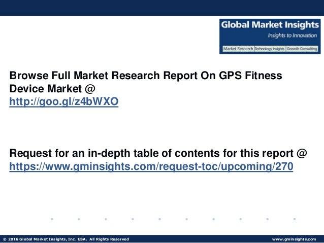 NIKE Market Research