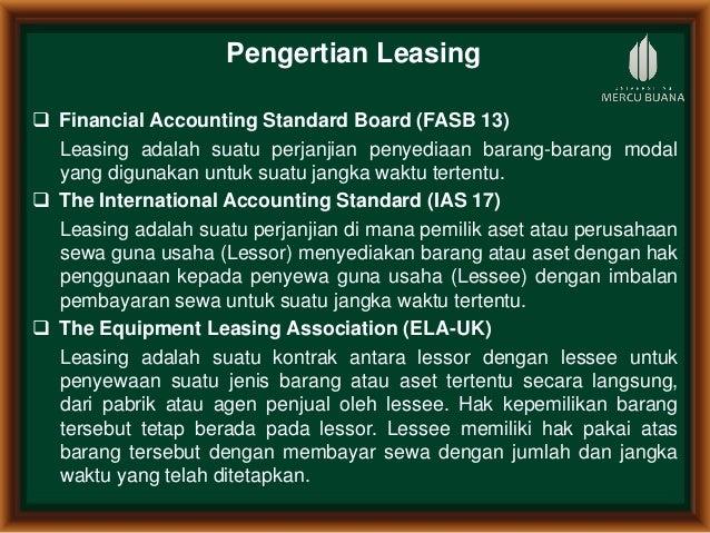 MATERI PRESENTASI LEASING 1 | Agusman Ransetyo - cryptonews.id