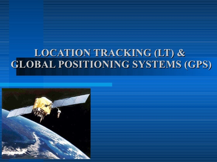 Gps Slideshow Presentation