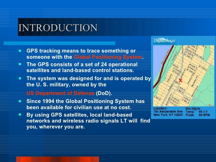 GPS Vehicle Tracking - PowerPoint PPT Presentation