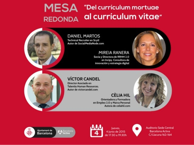Tendencias de EmployerBranding: Cómo atraen las empresas el talento en los nuevos entornos digitales Mireia Ranera @mranera