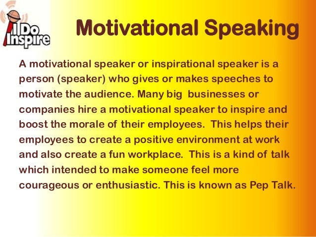 motivational speech topics for students