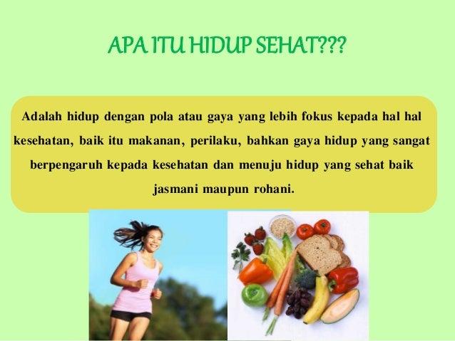 tips mudah hidup sehat 2