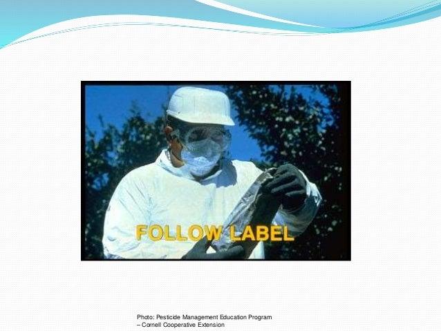 Photo: Pesticide Management Education Program – Cornell Cooperative Extension