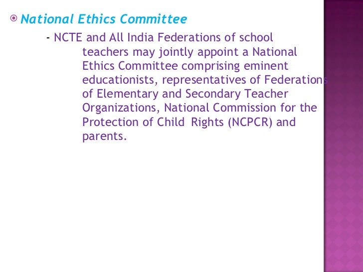 professional ethics for teachers Professional ethics of teachers in educational institutions nanigopal malo assistant teacher, lvav (hs) school, nadia, west bengal, india abstract ethics is the word that refers to morals, values, and beliefs of the individuals, family or the society the word has several meanings basically it is an activity and process of inquiry.