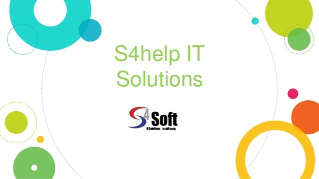 S4help IT Solutions