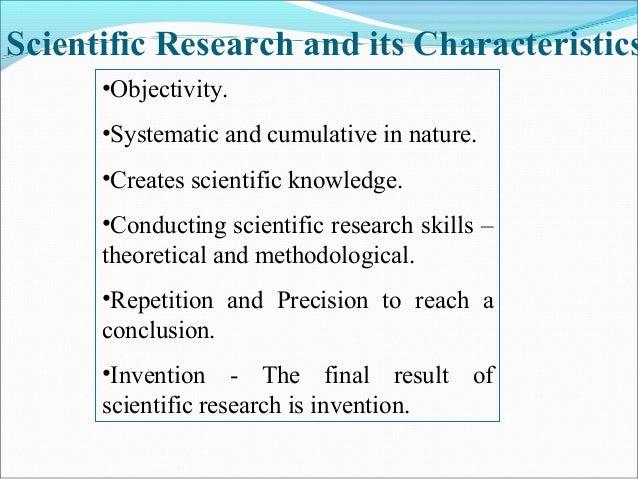 Cumulative Nature Of Science Definition