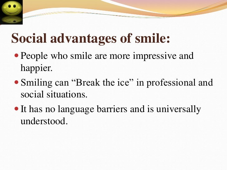benefits of smile Smiling on purpose benefits brain chemistry – and can boost our mood but it only works if you smile in the right way find out how in this article for teens.