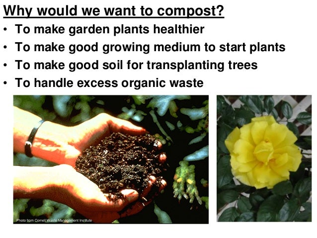how to make good compost soil