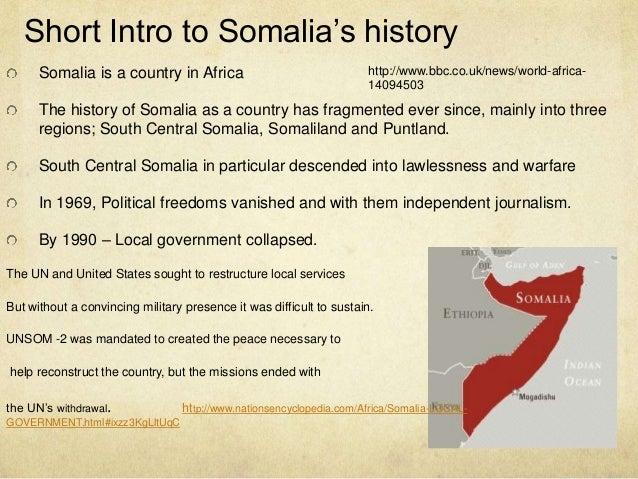 Media in Somalia