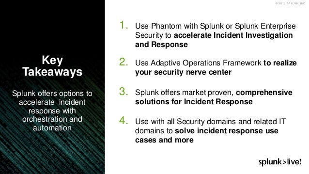 Accelerate incident Response Using Orchestration and Automation